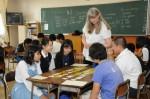 平成27年度入試筑陽学園中学校体験入学会【18】