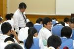 平成26年度体験入学<御陵中・春日南中・板付中>【18】