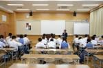 平成26年度体験入学<春日東中学校>【2】