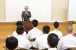 平成26年度体験入学<春日東中学校>【5】