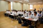平成26年度体験入学<春日東中学校>【6】