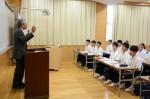 平成26年度体験入学<春日東中学校>【7】