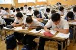 平成26年度体験入学<春日東中学校>【29】