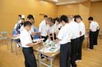 平成26年度体験入学<春日東中学校>【46】