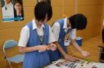 平成26年度体験入学<春日東中学校>【47】