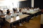 平成26年度体験入学<春日東中学校>【54】