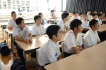 平成26年度体験入学<春日東中学校>【55】