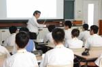 平成26年度体験入学<春日東中学校>【60】