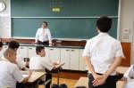 平成26年度体験入学<春日東中学校>【61】