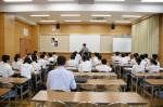 平成26年度体験入学<三国中学校>【2】