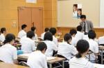 平成26年度体験入学<三国中学校>【3】