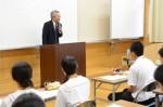 平成26年度体験入学<三国中学校>【4】