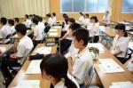 平成26年度体験入学<三国中学校>【5】
