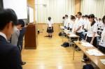 平成26年度体験入学<三国中学校>【9】