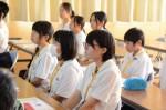 平成26年度体験入学<三国中学校>【12】