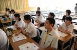 平成26年度体験入学<三国中学校>【13】