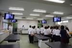 平成26年度体験入学<三国中学校>【15】
