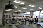 平成26年度体験入学<三国中学校>【16】