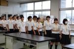 平成26年度体験入学<三国中学校>【18】