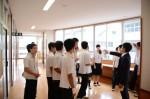 平成26年度体験入学<三国中学校>【19】