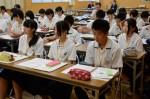 平成26年度体験入学<三国中学校>【23】