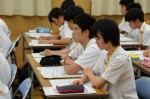 平成26年度体験入学<三国中学校>【24】