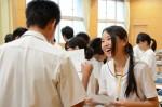平成26年度体験入学<三国中学校>【26】