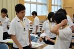 平成26年度体験入学<三国中学校>【27】
