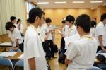 平成26年度体験入学<三国中学校>【29】