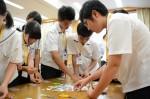 平成26年度体験入学<三国中学校>【37】