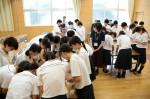 平成26年度体験入学<三国中学校>【40】