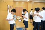 平成26年度体験入学<三国中学校>【42】