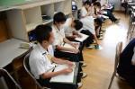 平成26年度体験入学<三国中学校>【44】
