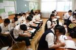 平成26年度体験入学<三国中学校>【45】