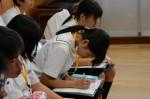 平成26年度体験入学<三国中学校>【46】