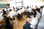 平成26年度体験入学<三国中学校>【47】