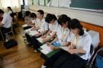 平成26年度体験入学<三国中学校>【48】