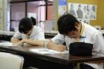 平成26年度体験入学<三国中学校>【52】