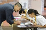 平成26年度体験入学<三国中学校>【53】