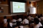 平成26年度体験入学<三国中学校>【57】