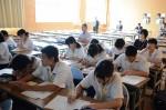 平成26年度体験入学<三国中学校>【60】