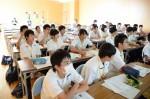 平成26年度体験入学<三国中学校>【61】