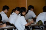 平成26年度体験入学<三国中学校>【62】