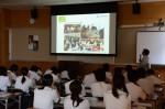 平成26年度体験入学<三国中学校>【63】