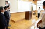 平成26年度体験入学<三国中学校>【65】