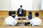 平成26年度体験入学<東光中学校>【2】