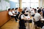 平成26年度体験入学<東光中学校>【16】