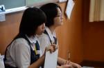 平成26年度体験入学<東光中学校>【18】