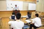 平成26年度体験入学<東光中学校>【22】
