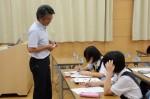 平成26年度体験入学<東光中学校>【28】